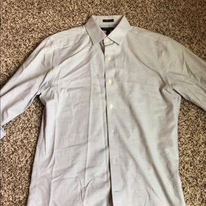 Banana Republic Grant dress shirt - medium slim